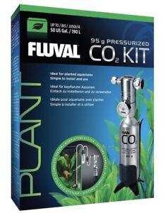 @ Fluval CO2 45g  KIT GROWTH HEALTH AQUARIUM FISH TANK