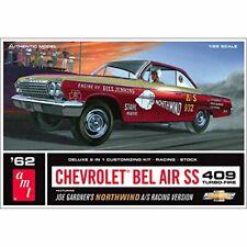 AMT Models #865 962 Chevy Bel Air Northwind Super Stock 1:25 NIB Free Shipping