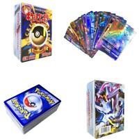 US Stock 95 GX + 5 MEGA Pokemon Cards Holo Flash Trading Card Mixed Lot 100PCS