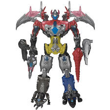 Mighty Morphin Power Rangers Movie Megazord Complete Set Action Figure 2017 NEW