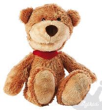 Sigikid Plappies Talking Action Bear 21cm Soft Plush Cuddly Toy 38046 BNWT