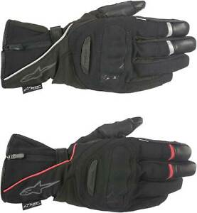 Alpinestars Primer Drystar Gloves - Motorcycle Textile Waterproof Touch Screen