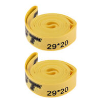2 Roll Bicycle Bike Tire Liner Anti-Puncture Proof Belt-Tyre Protector Tape Band