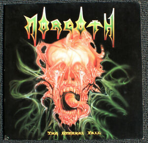Morgoth – The eternal fall, EP, 1990, First Press, ULTRA RARE