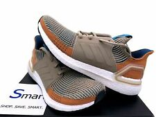 $180 NIB SIZE 9-9.5 MEN adidas ULTRA BOOST 19 Running Training Shoe White Khaki
