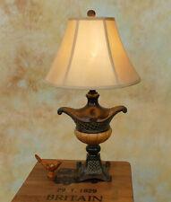Tischlampe Lampe Stehleuchte Tischleuchte Stoffschirm Leuchte PQ025-b