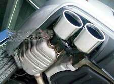 Exhaust Tips For Benz AMG S65 S63 CESM/Class W221 W212 W204 W219 R171 R172 M091W