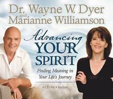 Advancing Your Spirit 4-CD Set: Finding Meaning In Your Life's Journey by