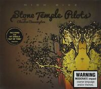 Stone Temple Pilots with Chester Bennington - High Rise 2013  CD RARE Gift Idea