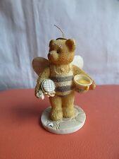 Vintage Priscilla Hillman Cherished Teddies Bea Bee My friend Teddy Bear Girl