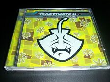 Reactivate 11 Stinger beats & Techno Rays rare old skool dance CD mixed by Choci