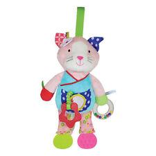 Manhattan Toys Kiku Kitty gran Bebé Juguete para actividades