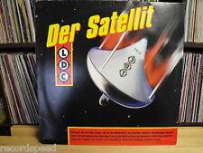 """★★ 12"""" x 2 - LDC - Der Satellit - Voyager II Mix / Helios Mix / Pegasus Mix"""
