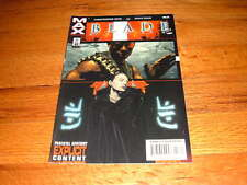 BLADE Vol 2 #4 2002 Christopher Hinz STEVE PUGH comic Book Horror Vampire Scary