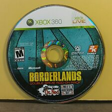 BORDERLANDS DOUBLE ADD ON (XBOX 360) USED AND REFURBISHED (DISC ONLY) #10969