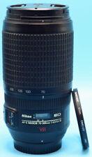 Nikon Zoom-NIKKOR 70-300mm f/4.5-5.6 M/A ED AF-S Lens EXC++/Caps & Filter