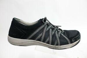 DANSKO Honor Mesh Black Sz 9 (39 EU) Women Sneakers