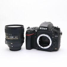 Nikon D600 24-85 VR lens kit shutter count 43238 shots
