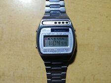 RELOJ SEIKO A156-5000 SOLAR DIGITAL VINTAGE WATCH