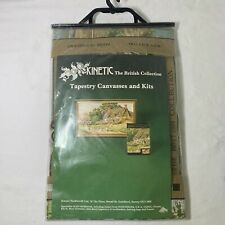 Kinetic Needlecraft Tapestry Canvasses/Kits - - British Collection New Sealed