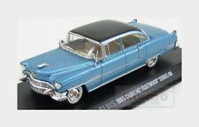 Cadillac Fleetwood 1955 Personal Car Elvis Presley Greenlight 1:43 GREEN86493 Mo