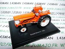 Tracteur 1/43 universal Hobbies n° 84 : RENAULT MASTER II 1964