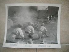 Bengal Brigade War Rock Hudson B&W 8x10 Promo Photo Lobby Card