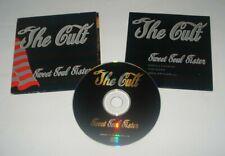 The Cult - Sweet Soul Sister (Gatefold CD single)