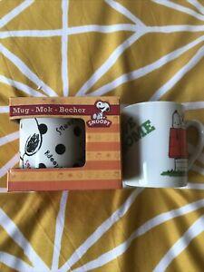 Peanuts / Snoopy Mugs X 2