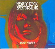 RARE CD DIGIPACK ROCK PROG + PSYCHÉ BRAM STOKER / HEAVY ROCK SPECTACULAR