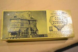 HO Fine Scale Miniatures #75 Coal Bunker New in Box