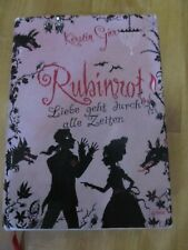 Robinrot - Liebe geht durch alle Zeiten