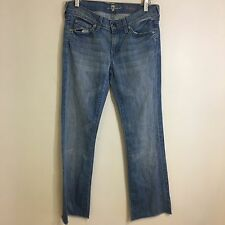 Seven 7 For All Mankind Jeans Bootcut Medium Wash Tag Size: 27 (29x30.5) - #1633