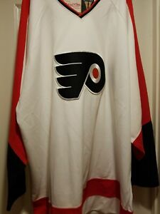 Philadelphia Flyers 1973 SEWN STITCHED NHL JERSEY ADULT 4XL