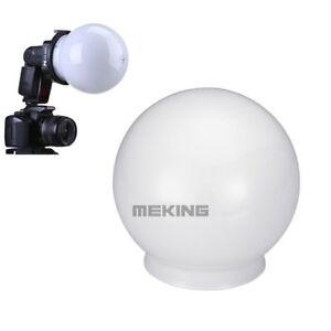Flash Adapter Kit Accessory K9 K-9 Grobe Dome Diffuser for Speedlite Speedlight