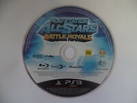 PLAYSTATION ALL-STARS BATTLE ROYALE - PlayStation 3 / PS3 - DISC ONLY