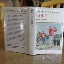 Observers Book Of Golf 1975: