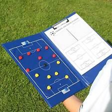 Trainerbedarf Taktikmappe 23 x 36 cm blau Neu Superspieler24