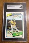 1980-81 Topps Basketball Cards 64