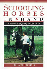 Schooling Horses in Hand by Richard Hinrichs - Horse Training DVD NEW