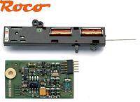 Roco H0 61195 geoLine Universalweichenantrieb + 61196 Weichendecoder - NEU
