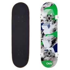 Cal 7 Millenium Complete Popsicle Skateboard,8 Inch Gifts for Skateboarders