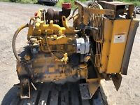 John Deere 4039T Engine; TESTED RUNNER!!! 4039TF001 Turbo Power Unit