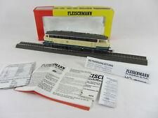 Fleischmann 1233 Diesellokomotive 218 420-8 der DB in Wechselstrom, neu mit OVP