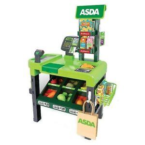 ASDA Supermarket Toy Checkout New UK