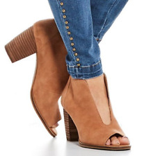 Lucky Brand Joal Bootie Size 9