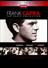Frank Capra: The Early Collection (DVD 5-Disc Set) Forbidden/Miracle Woman+ New!