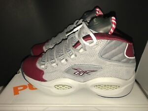 Reebok x Villa Question Mid A Day In Philly Men's Size 8.5 Rare