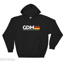 GDM Euro Hoodie - Stance - German Domestic Market - BMW, Mercedes, VW, Audi