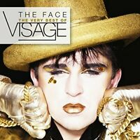 Visage - The Face - The Very Best Of Visage [CD]